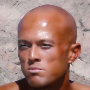 Male Model John Quinlan Tattooed Man of Romance