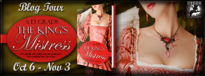 The Kings Mistress Banner 851 x 315