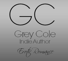 grey cole author bio