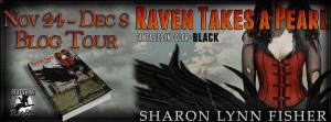 Raven Takes a Pearl Banner 851 x 315