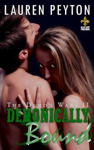 Demonically Bound Cover
