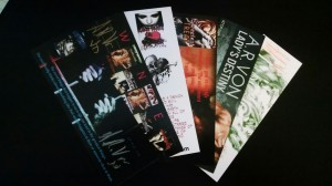 Bookmarks various