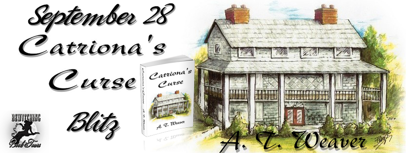 Catriona's Curse Banner 851 x 315