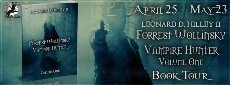 Forrest Wollinsky Vampire Hunter Banner 851 x 315