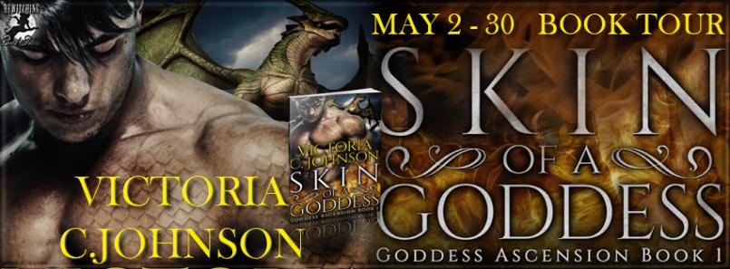 Skin of a Goddess Banner 851 x 315